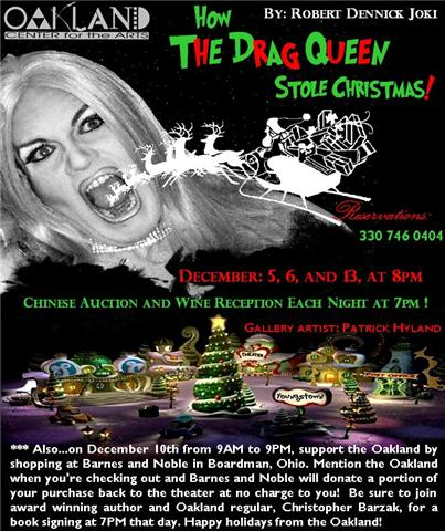 How the Drag Queen Stole Christmas